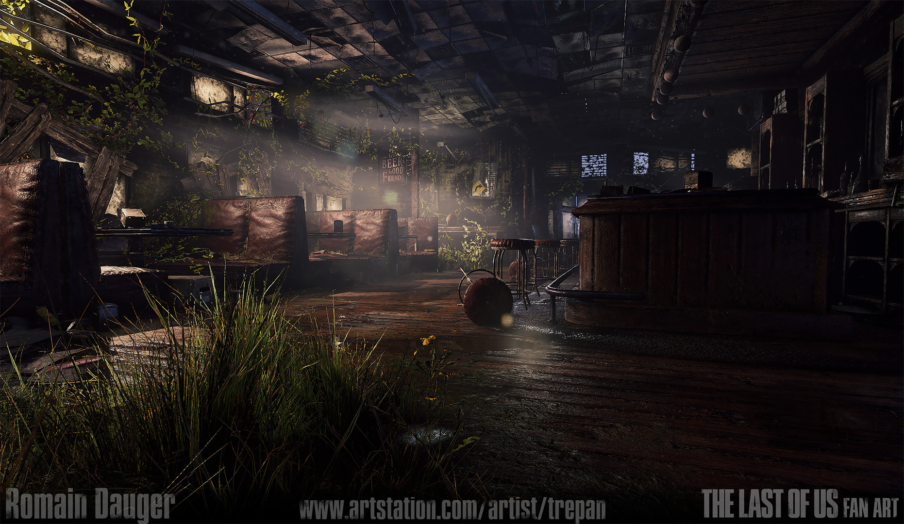 Last of Us: Capturing the Spirit and the Look