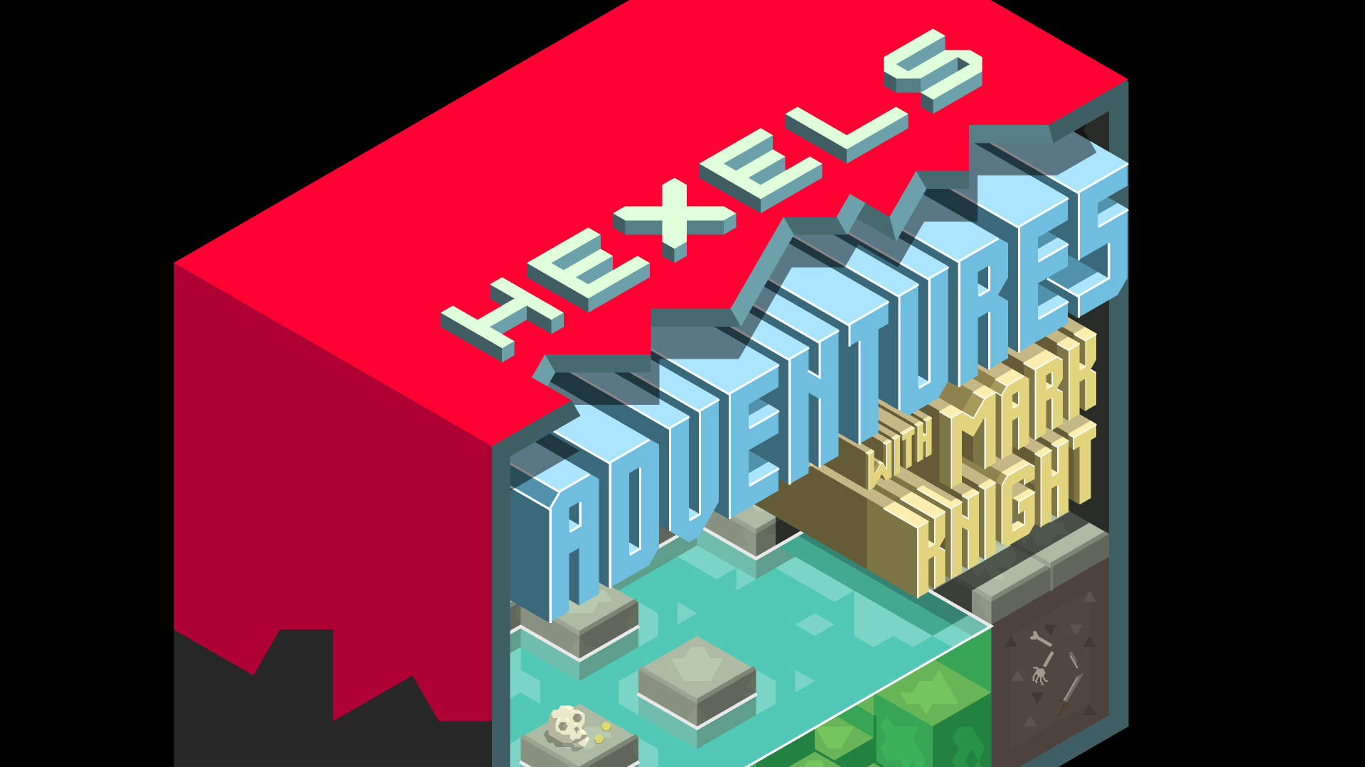 Hexels Adventures with Mark Knight