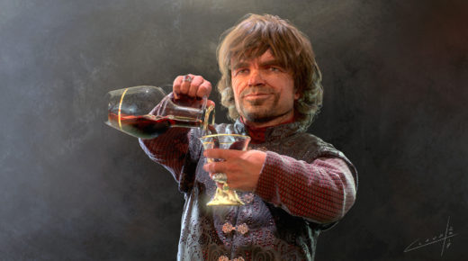 Modeling and Texturing Tyrion Lannister