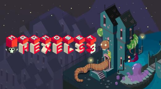 Introducing: Marmoset Hexels 3